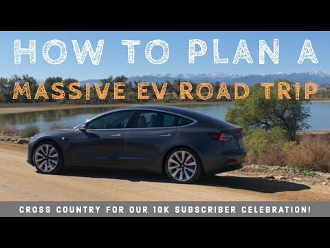 Cross Country Tesla Road Trip Pt. 1 | Planning