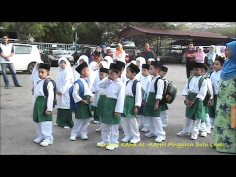 Hari Pertama Masuk Sekolah [KAFA Al-Kahfi]