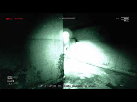 Bad idea Outlast gameplay Ep 3: Escaping the padded rooms