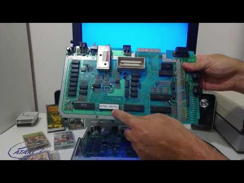 ATARI 800 XL 130 XE PAL NTSC COMPATIBILITY