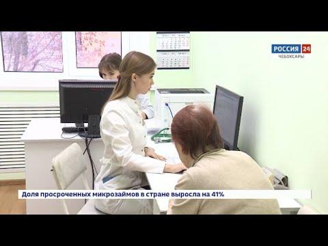 В медучрежедениях Чувашии свободны 15% ставок врачей