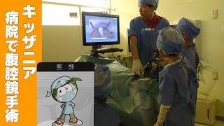 キッザニア 外科医のお仕事 Kidzania Tokyo Surgeon