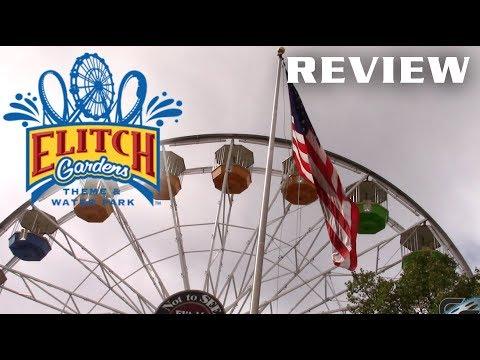 Elitch Gardens Review Denver, Colorado