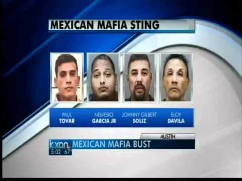 Crackdown comes for Texas Mexican Mafia - YouTube