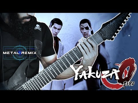Yakuza 0 - Archnemesis | METAL REMIX