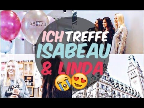 Community Tour von Isabeau in Hamburg 2018 ❤ | unvergesslicher Tag | Rina Beautly