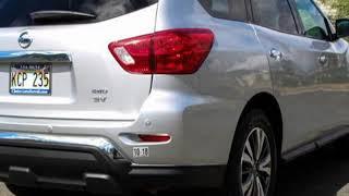 2017 Nissan Pathfinder 4x4 SV SUV - HONOLULU, HI