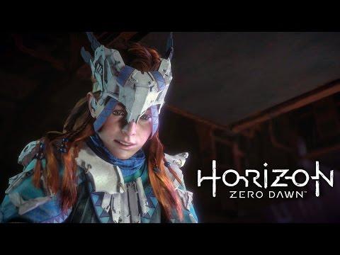 HORIZON ZERO DAWN #26 - A Montanha Que Caiu... GAIA Prime! (PS4 Pro Gameplay)