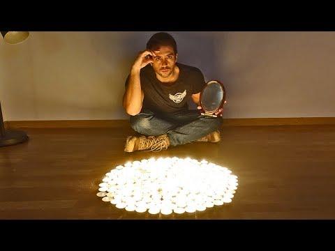 JUGANDO A HYAKUMONOGATARI EN DIRECTO (EL JUEGO DE LAS 100 VELAS)   Ritual Japonés