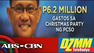 DZMM TeleRadyo: 'Papatulan kita, kapal ng mukha mo': Atong Ang twits PCSO chief