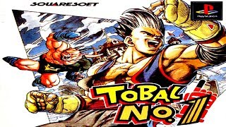 Tobal NO1 - Squaresoft