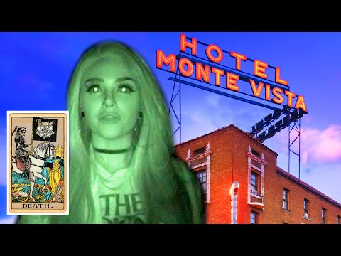 TWO NIGHTS OF GHOST HUNTING AT THE MOST HAUNTED HOTEL IN FLAGSTAFF ARIZONA