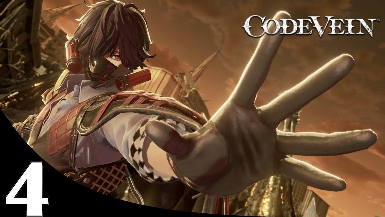 Code Vein Gameplay - part1 Começando bem! - YouTube