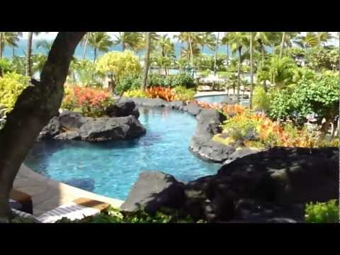 Grand Hyatt Kauai - Pool Grounds