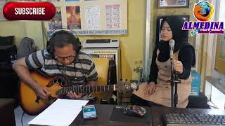 Download TEPUNG KANJI cover by MADADINA feat GUNTUR