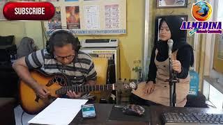 TEPUNG KANJI cover by MADADINA feat GUNTUR
