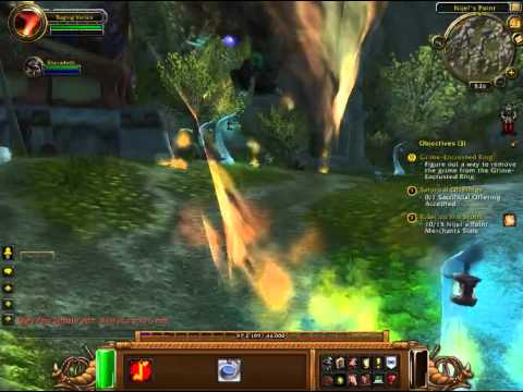 World of Warcraft- Cataclysm-Sheridoth- Questing in Desolace