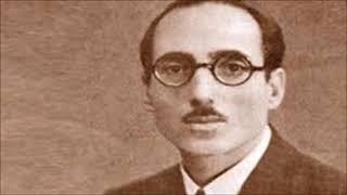 حديث إذاعي نادر مع الموسيقار محمد القصبجي- اذاعة الشرق في بيروت ١٩٥٥