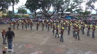 Coruña Drum & Bugle Corps Band Fest Atiquizaya 2012