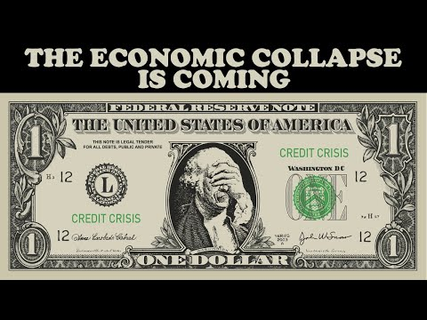 THE ECONOMIC COLLAPSE IS COMING!