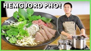 Ni frågade om det: Vietnamesisk Pho!