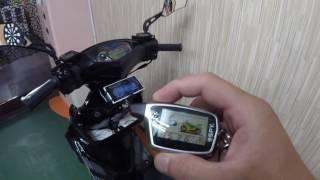 エニグマのBluetoothで携帯やタブレットで繋げて燃調を調整できます。セ...