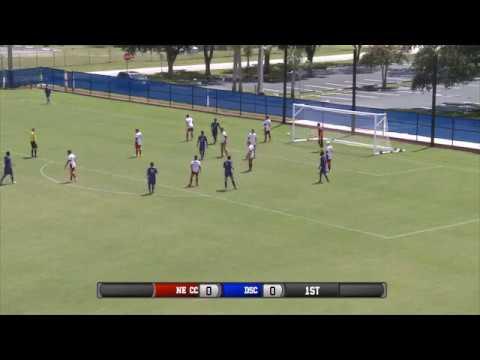 DSC Men's Soccer vs. Northeast Community College