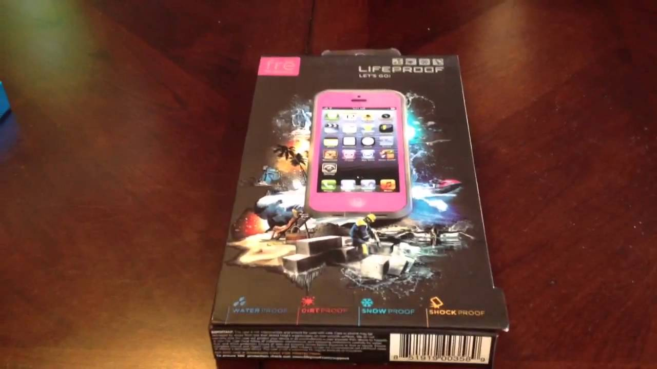 wholesale dealer 89da4 205f1 Fake Lifeproof Case SCAM!! (How to Spot a Fake)