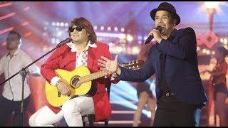 Rubén Blades y José Feliciano la rompieron sobre el escenario de Yo Soy
