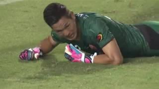 石川 俊輝(湘南)のスルーパスがオウンゴールを誘発し、湘南が同点に追...