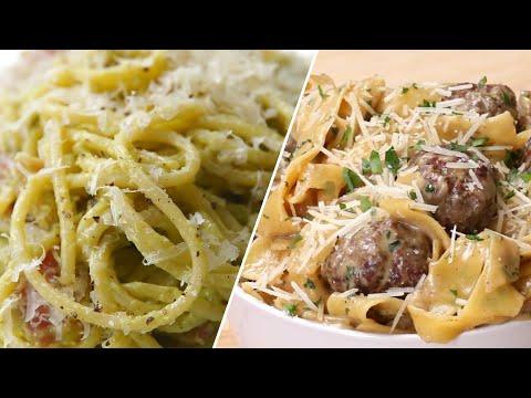 Creamy & Satisfying Pasta Recipes