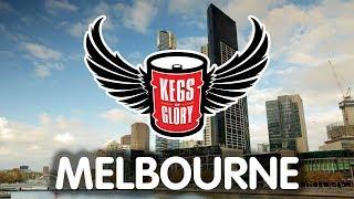 Exploring Melbourne's Craft Beer Scene | Kegs of Glory thumbnail