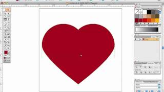 How to draw a perfect heart in illustrator