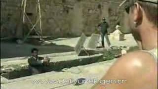 Deli Yurek Bumerang Cehennemi - Kamera Arkası