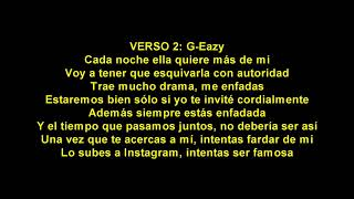 G-Eazy ft Anthony Russo - Rewind español