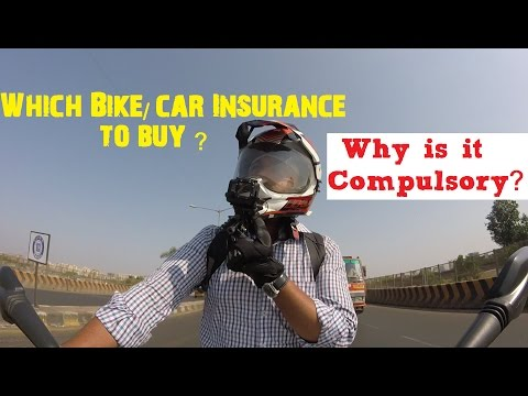 Why is Bike/Car Insurance Compulsory in India ? | Beware | Types of Insurance | Claims & Covers