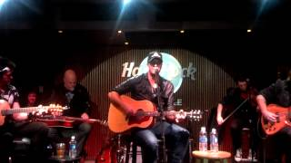 Luke Bryan covers Alabama