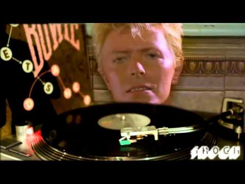 David Bowie - Let's Dance (vinyl, 45 rpm) HD