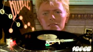 David Bowie - Let's Dance (vinyl, 45 rpm) HD thumbnail