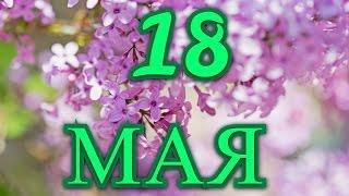 18 мая День Розовой Пантеры и другие праздники...