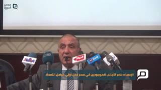 بالفيديو.. الإحصاء: حصر الشقق الخالية.. والأجانب الموجودين بمصر