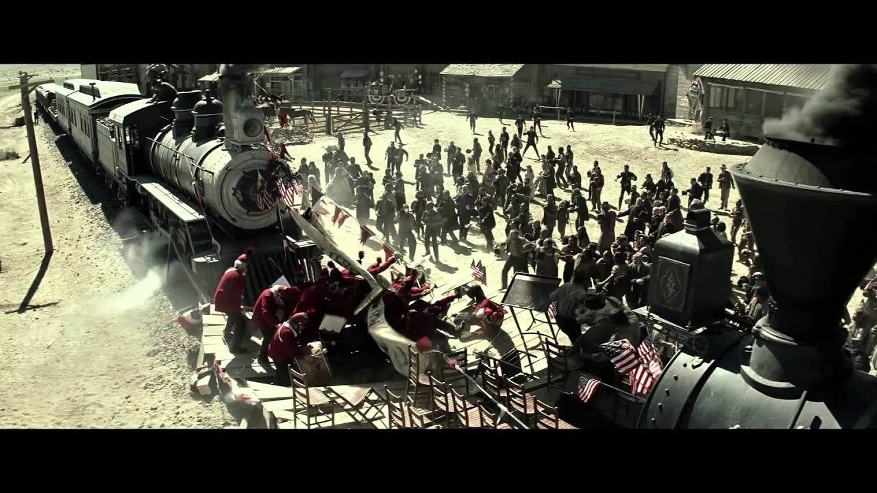 "The Lone Ranger - ""Trains"" Featurette (2013) - YouTube"