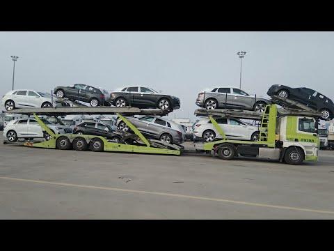 Автовоз. Audi E-tron And A1