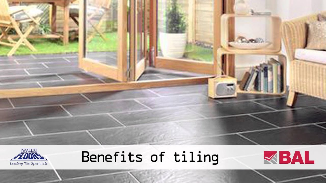 The Benefits Of Choosing Tiles Over Wallpaper Carpet And Laminate