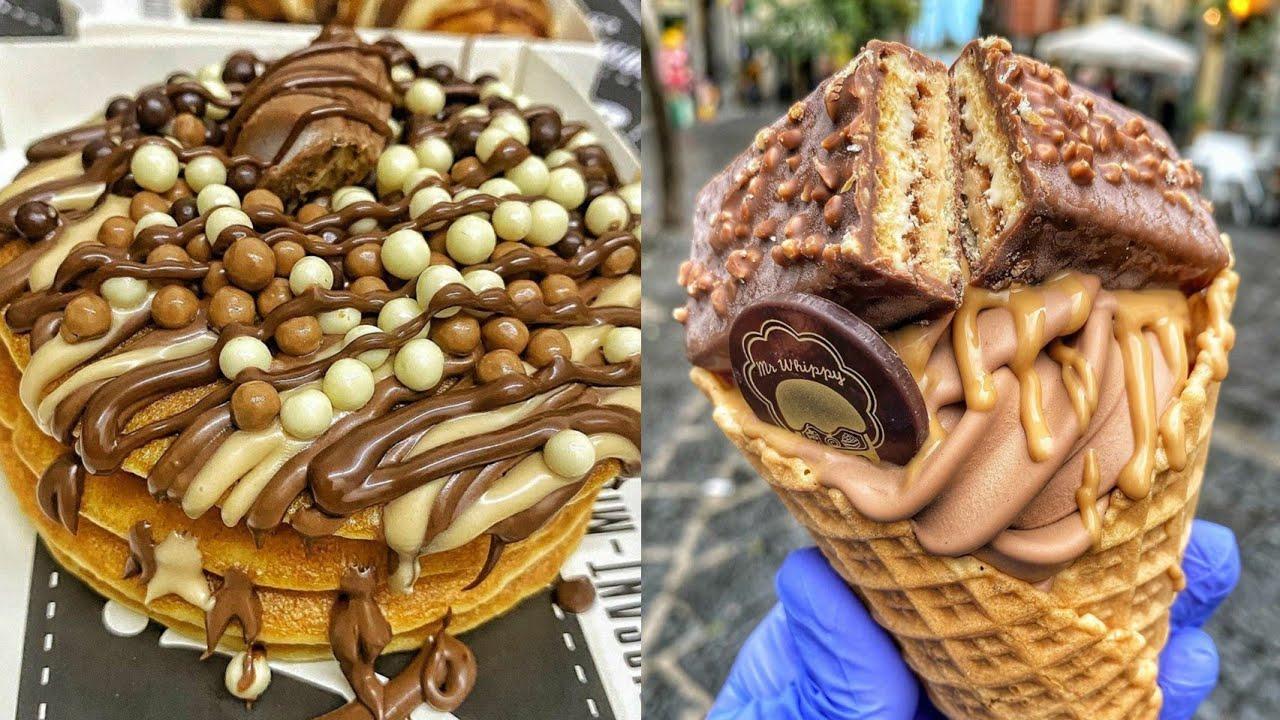 Top 10+ Stunning Ice Cream Cake Decorating Ideas | Delicious Recipes Dessert Sweet Food Compilation