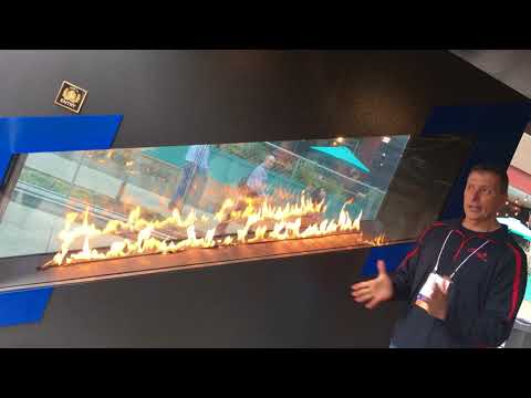 Solitude Custom Fireplace - HPBExpo Introduction