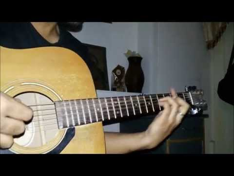 Guitar Lesson for the song Palat from the movie-Main Tera Hero