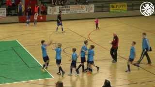 FC Hertha 03 Zehlendorf - SV Empor Berlin (U13 Finale Berlin-Liga Hallenturnier) - Spielszenen