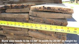 How To Prepare Reclaimed Joist And Dimensional Lumber To Sell Wholesale