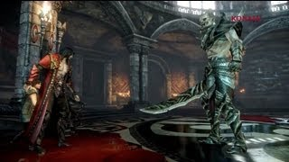 Castlevania: Lords of Shadow 2 - GamesCom 2013 Gameplay Trailer